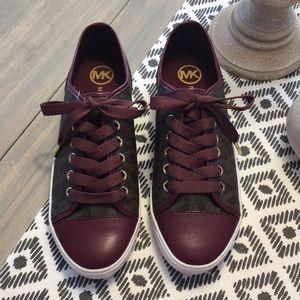 Michael Kors City sneakers logo - NWOB - 7W